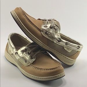 Sperry Top Sider Rosefish Slip on Boat Size 7.5
